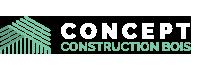 concept construction bois logo footer